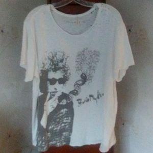 SALE 6/23 MP Bob Dylan T RARE & Discontinued Print